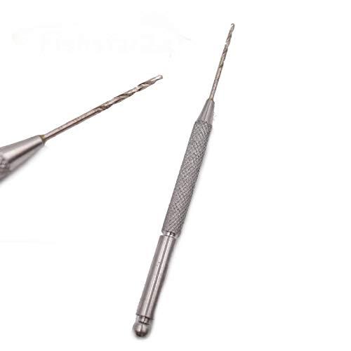 Jaxon Aguja para cebo de pesca, accesorio para pesca de carpas, accesorio de buena calidad (broca boilie de metal)