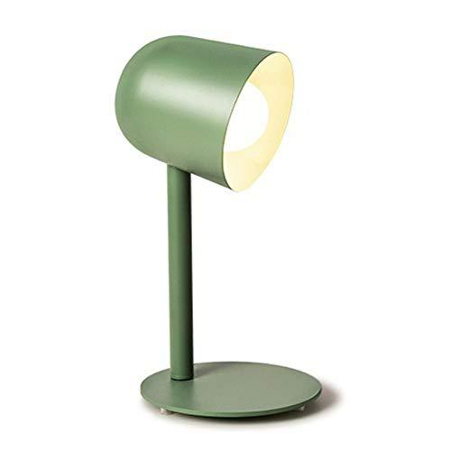 Bureaulamp voor kinderen, led-bedlampje, kleine tafellamp lezen, voor studie en kantoor, restaurant, woonkamer, decoratieve verlichting