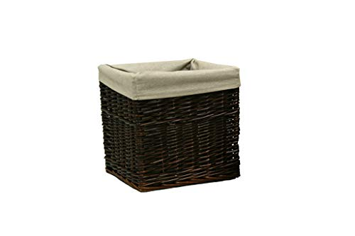 Wicker Chest with Seat Cover (30 x 30 x 30)