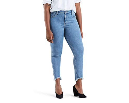 Levis Womens 721 High Rise Skinny Jeans, Matter Of Fact, 30 (US 10) M