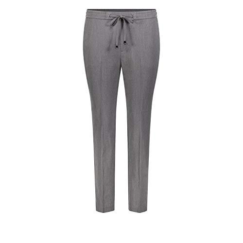 Mac Damen Joggerpants Easy Relaxed Slim Fit Tapered Leg anthrazit (14) 46
