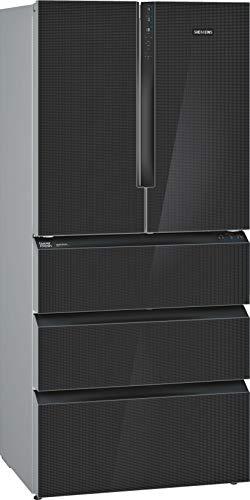 Vorderansicht vom Side-by-Side Siemens KF86FPB2A iQ700