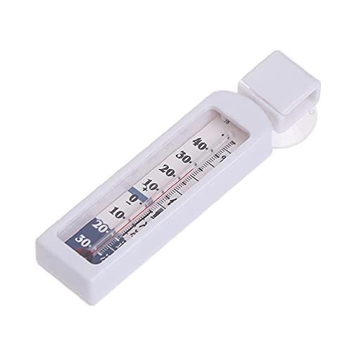 XIANZI Termómetro para frigorífico y congelador, temperatura de refrigeración, termómetro digital de alarma con gran esfera