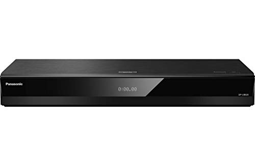 DP-UB820 Region Zone Code Free 4K Ultra HD Blu Ray Player with OREI - 110-240V Worldwide Voltage - 4K UHD - WiFi - PAL NTSC