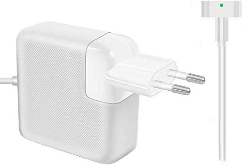 """Compatibile con Mac Pro Alimentatore 85W Magnetico Caricabatterie, per Mac Pro Retina 13""""15""""17"""" Pollici con Connettore a""""T"""", Metà 2012, 2013, 2014, metà 2015"""