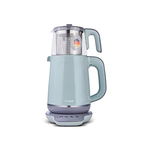 Homend Royaltea 1723h Talking Tea Maker Water Green