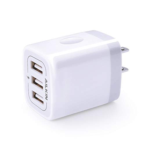 Our #2 Pick is the Ailkin USB Charger Cube