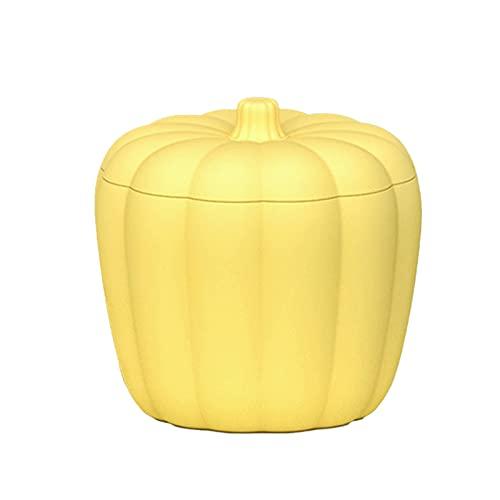 Petyoung El Cubo de Hielo de Calabaza de Silicona Se Utiliza para Hacer Cubos de Hielo Adecuados para Reuniones Familiares Novedosas Halloween Y Decoraciones Al Aire Libre Etc.