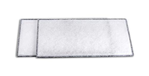 Ersatzfilter Filterset Luftfilter G4 für HELIOS KWL EC 270/370 Filter, 2 Stück