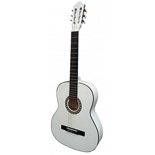 Guitarra clásica Rocio 10 Blanca