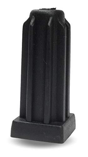 Caster Socket Sleeve Square Inserts, 5/16' Inside Stem, 11/16' Outside Diameter - Set of 4
