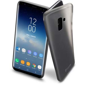 Cellularline INKGALS9K Schutzhülle für Mobiltelefon Cover grau, transparent
