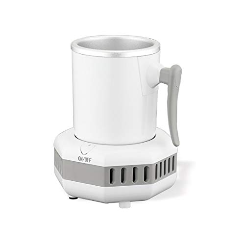 Slusshie Maker Smart Life, Conveniente refrigeración, Llevar conveniente, Diseño de hundidos, Disipación de calor eficiente, Copa de aluminio, Cuerpo de la Copa de Aluminio