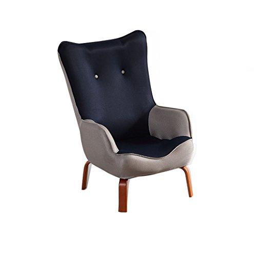 HCJLR FJXLZ® Pouf, Individuel Pliable Haut Tissu Dos Canapé Moderne Simple Salon Chaise Longue Pliable, Amovible Sacs de Haricot Paresseux Faut (Couleur : #2)