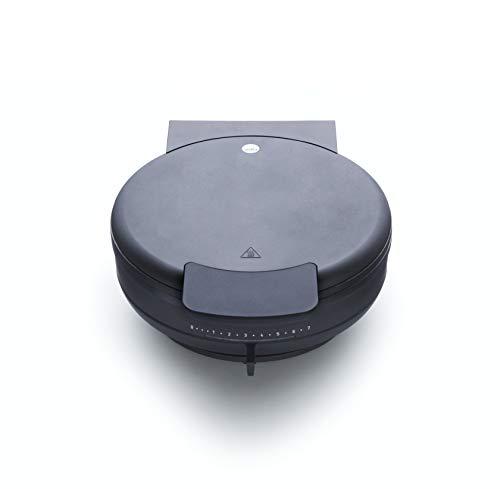 Wilfa XWAS-1400B Gofrera, 1400 W, Plastic, negro