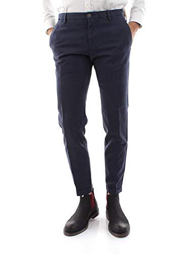 AT.P.CO - Uomo Pantalone Chino Blu A211SASA45 TC901/T 799 A - 32110-54