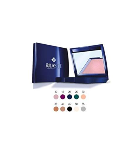 Rilastil Maquillage - Ombretto Polvere Satinata Colore 35, 3g