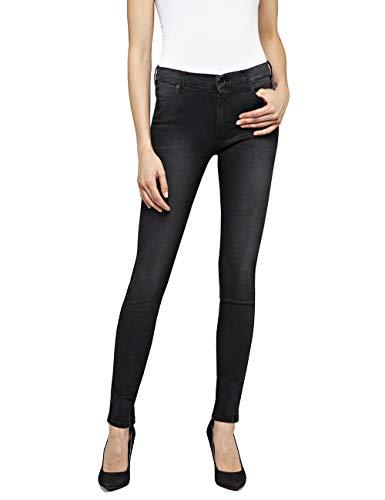 REPLAY Stella Jeans Skinny, Grigio (Dark Grey 97), 24W / 30L Donna