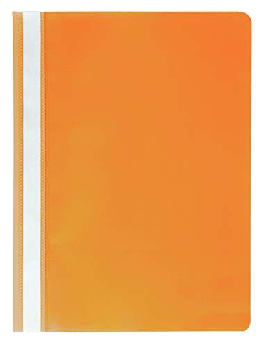 Subcarpetas A4 Naranja Marca Exacompta