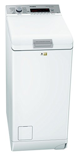 AEG L86565TL4 Libera installazione 6kg 1500RPM A+++ Bianco Top-load