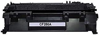 Compatible Laser Toner Cartridge 80A (CF280A) for LaserJet PRO: Pro 400/M401dn/M401dw/Pro 400 M401n