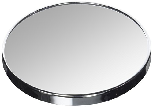 MSV 140093 Spiegel mit 5-fach Vergrößerung mit Saugnapf ø 15 cm