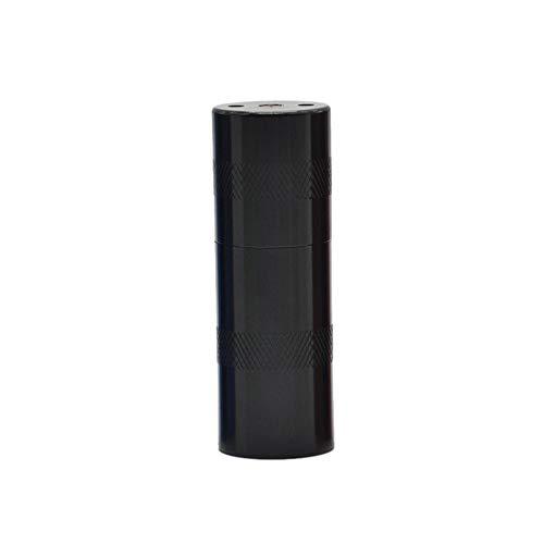 aiwikang Home Gadgets OpenName Aluminium Spritziger Cream Dispenser Cream Whipper Cream Chargers Peitschen(Black)