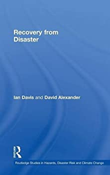 Recovery from Disaster 0415611687 Book Cover