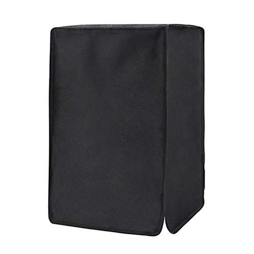 DROHOO - Cubierta insonorizada para Polvo de curado por luz, para Impresora 3D Ld-002R / D7 / D8, Color Negro