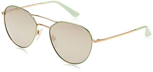 Vogue 0VO4060S Gafas de sol, Gold/Green, 54 para Mujer