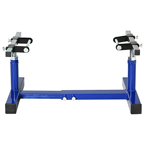 GXP Motorcycle Engine Stand Simple Operation Engine Lift Range 66lb Max Load (Color : Default)
