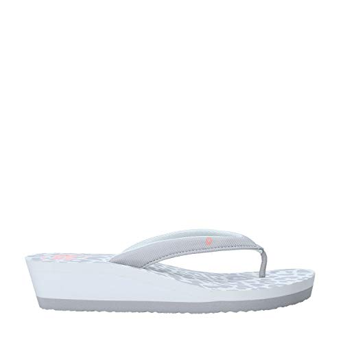 Lotto Moorea Nova VIII W, Zapatos de Playa y Piscina Mujer, Blanco...