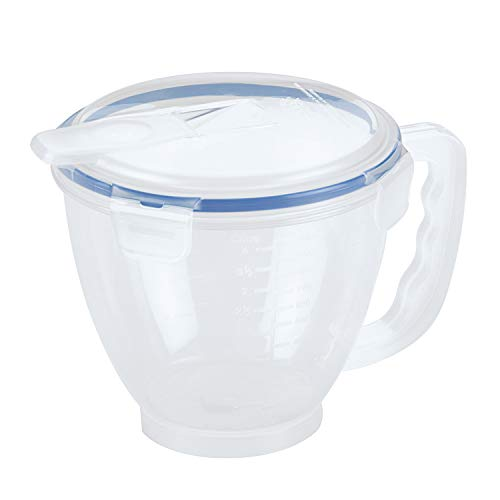 LOCK & LOCK SPECIAL Measuring Bowl with Handle 33.81-oz / 4.23-cup (1)