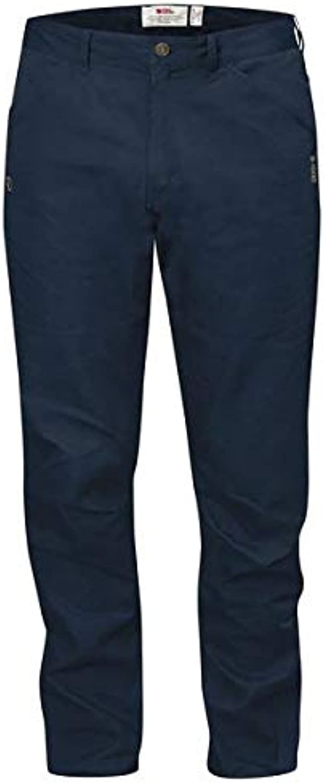 4be062833f24 58 (EU), navy) Fjallraven Men's High Coast Trousers, Men, High Coast ...