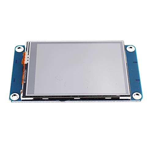 PIKA PIKA QIO Monitore, 2,2 Zoll / 2,4 Zoll RGB USART HMI serieller Touchscreen Smart Character GPU TFT LCD-Anzeigemodul 240 * 320-2,2 Zoll Zubehör (Größe : 2.4 Inch)