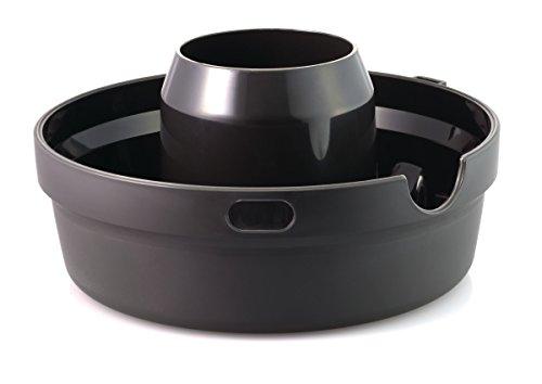 Philips Avance Collection Recipiente de pulpa para licuadora CRP222/01 - Accesorios de licuadora (Negro)