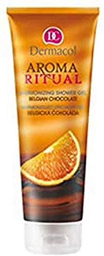 Dermacol Aroma Ritual Shower Gel Belgian Chocolate 250ml