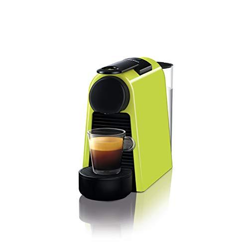 ネスプレッソ コーヒーメーカー エッセンサ ミニ ライムグリーン D30GN-CP