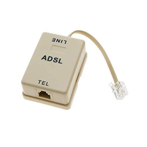 BeMatik - Individuelle ADSL-Filter (Microfilter RJ11-M/H)