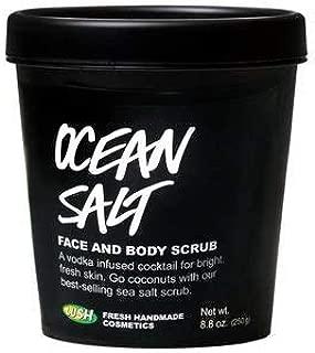 Ocean Salt Face and Body Scrub 8.8 oz Alcohol Free by LUSH …
