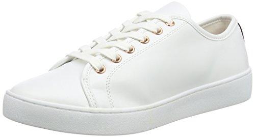 London Rebel Damen Blake Sneaker, weiß, 38 EU