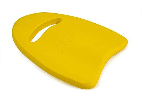 Zoggs Tabla de natación, Juventud Unisex, Amarillo, 35 x 26.5 cm