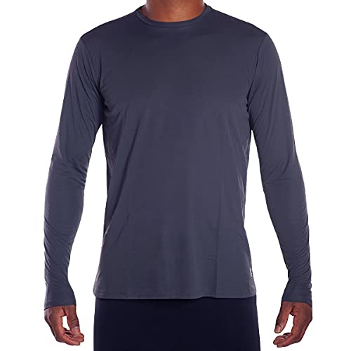 Camiseta Repelente UV, Lupo, Masculino, Grafite, M