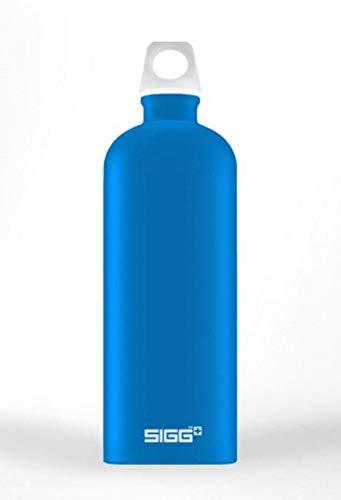 Sigg Unisex Wasserflasche Lucid, Electric Blue, 1 Liter