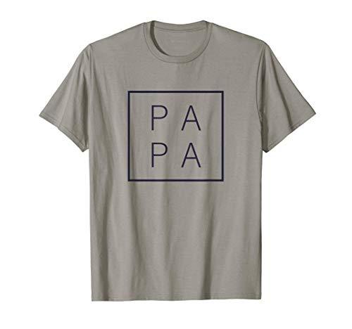 Hombre Papa Idea Regalo Original del Día del Padre para Hombres Camiseta