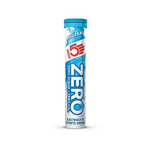 High5 ZERO 1 tubo x 20 tabl -Bebida Isotonica
