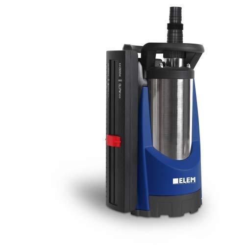 Elem Pumps Pro Dompelpomp, 950 W, helder water met elektronische sensor