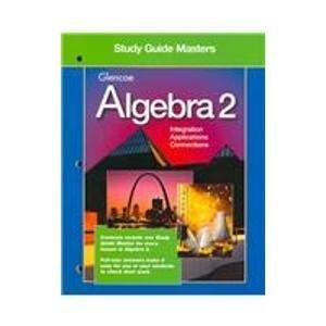 Algebra 2 Study Guide Masters
