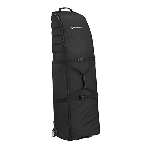 TaylorMade Unisex's TM20 Performance Travel Cover, Black, One Size