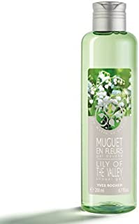 Yves Rocher Muguet en Fleurs Lily of the Valley Shower Gel, 200 ml. THIS EDITION IS NOT AVAILABLE IN USA. Imported from France.